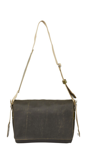 Brooks Barbican Shoulder Bag Canvas mud